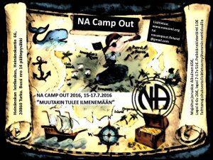 NA Camp out 2016 -flyeri